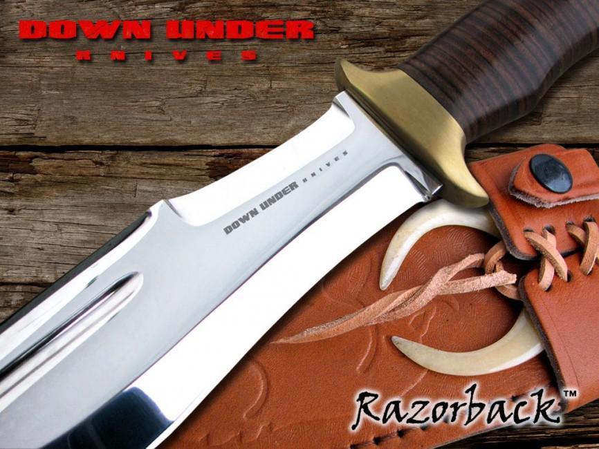 Down Under Razorback