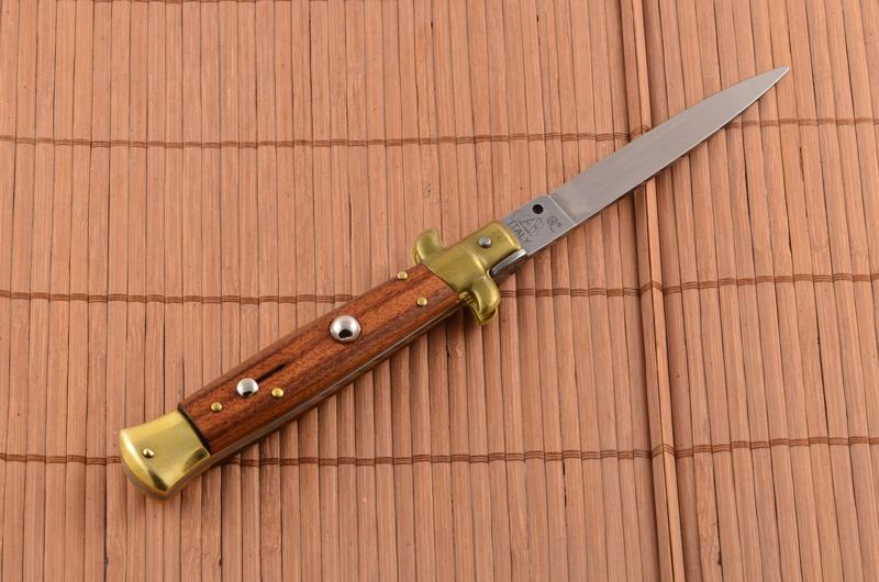 Beltrame Stiletto Palisander wood Gold