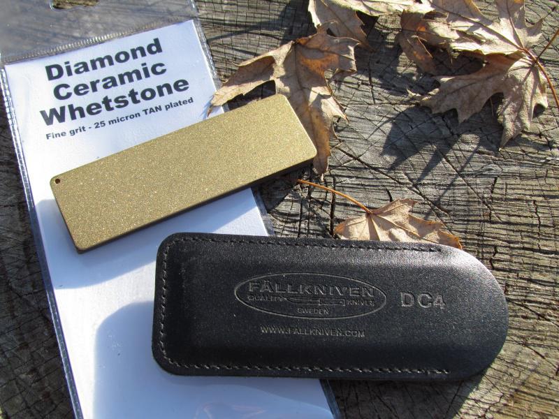 Shearpener stone Fällkniven DC4
