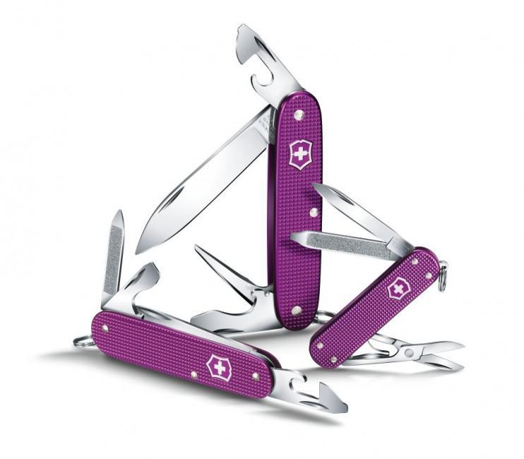 Swiss army knife - CADET Alox Limited Edition 0.2601.L16
