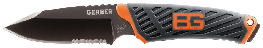 Gerber Bear Grylls Compact Fixed Knife