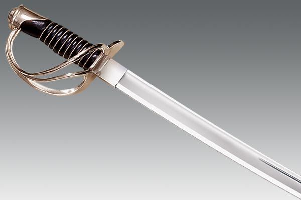 Cold Steel 1860 U S Heavy Cavalry Saber Knife Euro