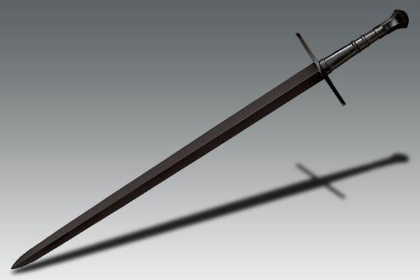 Cold Steel Maa Hand And A Half Sword Knife Euro Knife Com