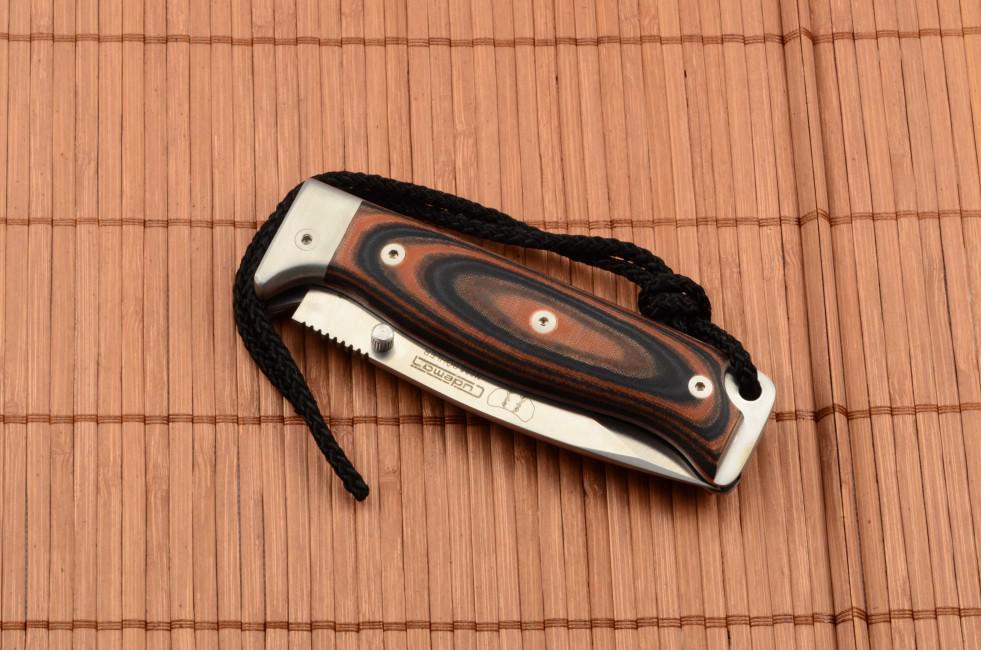 Cudeman Mt4 Micarta Bicolor Knife Euro Knife Com