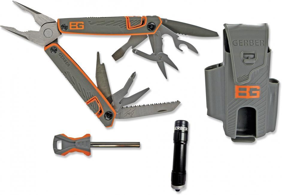 Gerber Bear Grylls Survival Tool Pack Knife Euro Knife Com
