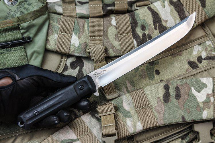 Нож kizlyar supreme sensei aus 8 bt атака ножи дамаск