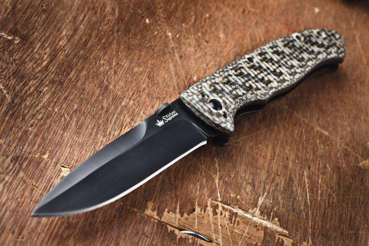 Kizlyar Supreme Vega 440c Bt Knife Euro Knife Com