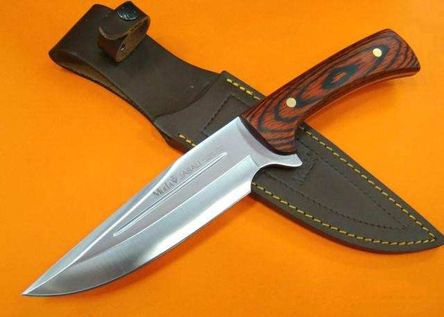 Knife Muela Jabali 17e Knife Euro Knife Com