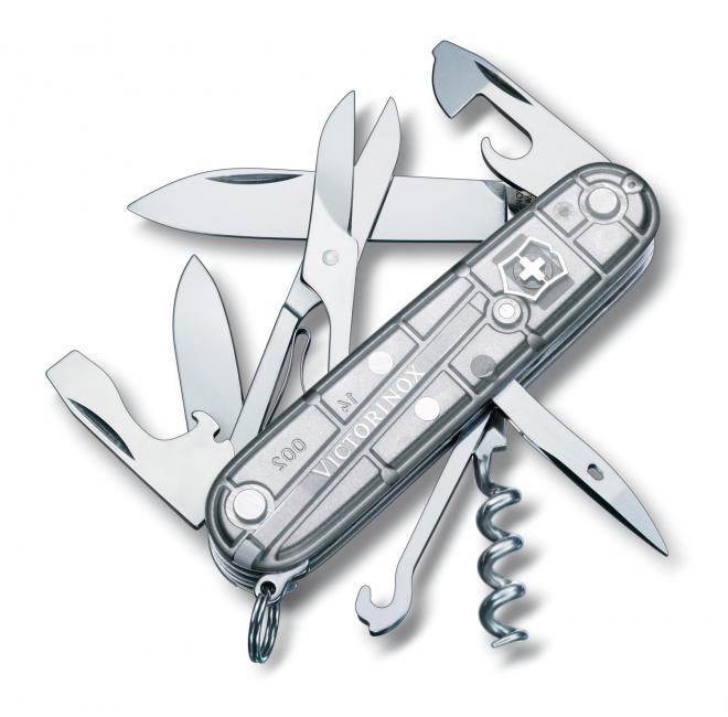 Victorinox Climber Silver Tech Sku 1 3703 T7 Price In