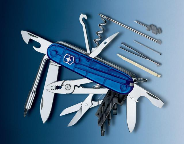Swiss army knife - Victorinox CYBERTOOL 34 1.7725.T2 - Knife | euro ...