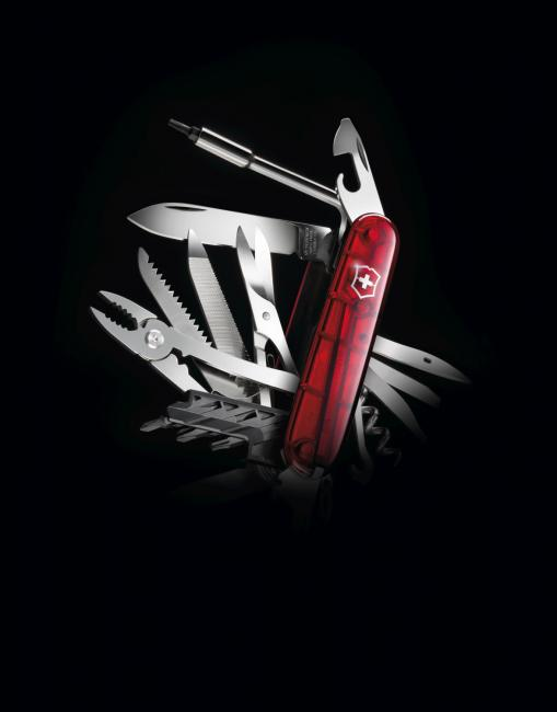 Swiss Army Knife Victorinox Cybertool 41 1 7775 T