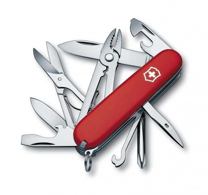 Swiss Army Knife Victorinox Deluxe Tinker 1 4723 Knife