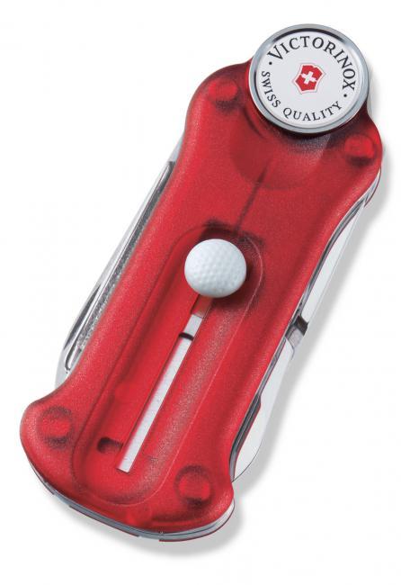 Swiss Army Knife Victorinox Golf Tool 0 7052 T Knife