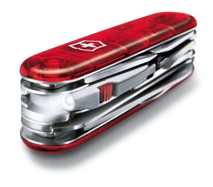 Swiss Army Knife Victorinox Huntsman Lite 1 7915 T