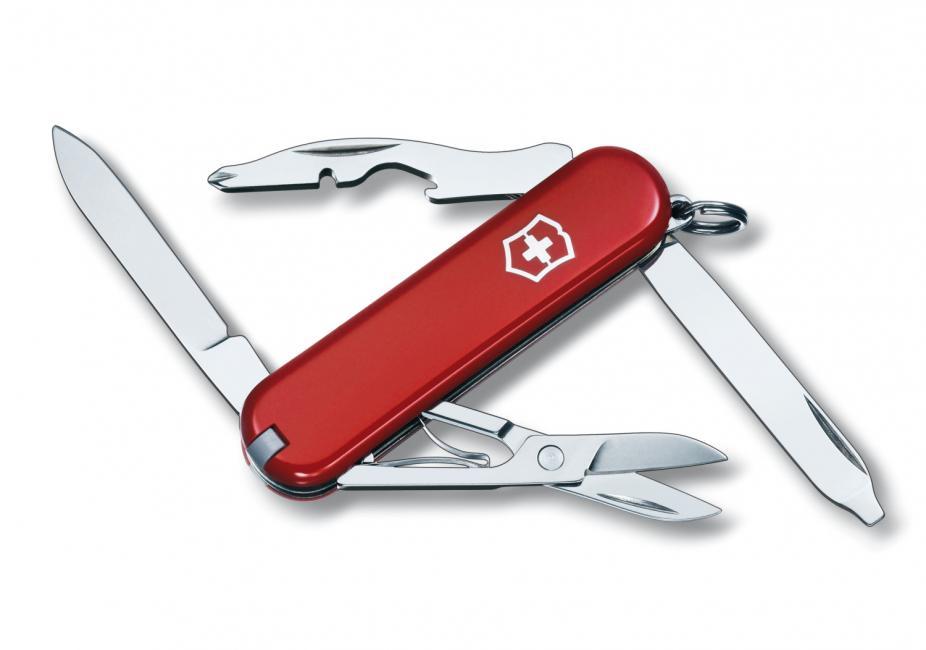 Swiss Army Knife Victorinox Rambler 0 6363 Knife