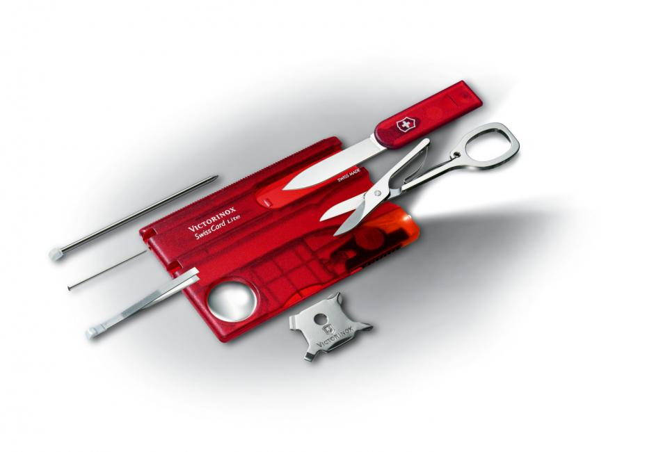 Swiss Army Knife Victorinox Swiss Card Lite 0 7300 T