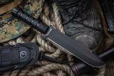 Kizlyar Supreme Survivalist X AUS8 Black Titanium