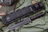 Kizlyar Supreme Survivalist Z D2 Black Titanium