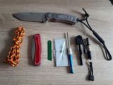 Knife Miguel Nieto CHAMAN 140KK PLUS