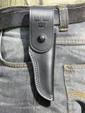 Leather sheath for Knife Fällkniven TK6