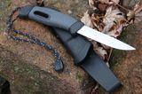 Swedish FireKnife - black