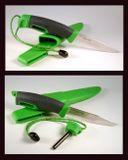Swedish FireKnife - green