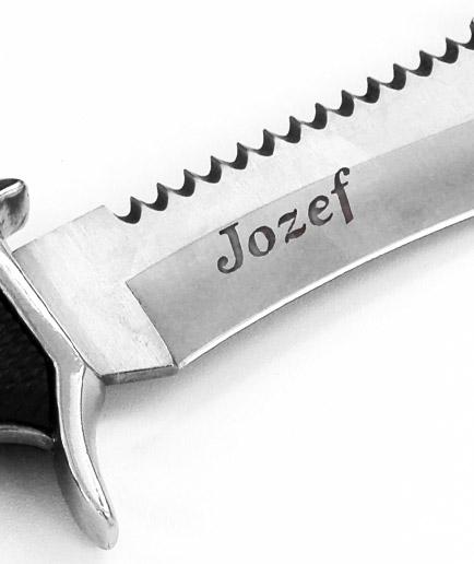 Engraving Laser Blade Knife Euro Knife Com