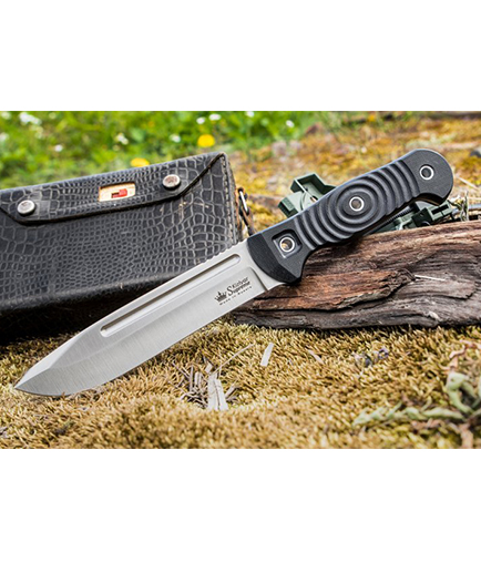Kizlyar Supreme Maximus Sleipner Tw G10 Knife Euro