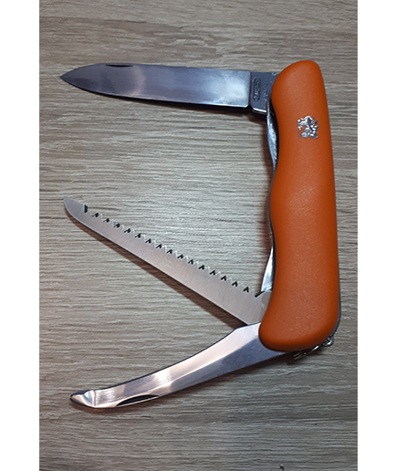 Mikov 115 Xh 3 Kp Orange Knife Euro Knife Com