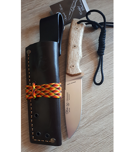 Knife Miguel Nieto Chaman Bushcraft 139a Knife Euro