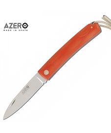 Azero Orange Micarta 103101