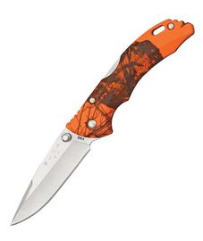 Buck Bantam Mossy Oak Blaze Orange