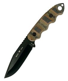 Buck Matt Would Go Fixed Blade