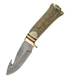 Damascus Guthook Hunter.