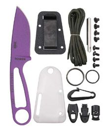 ESEE Izula Purple with Kit