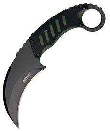 MTech Tactical Karambit Neck Knife MT665BG