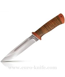 Knife AIR EGER leather