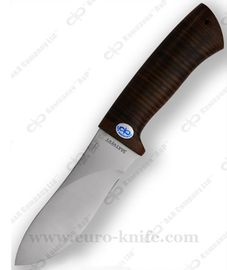 Knife AIR GEPARD leather
