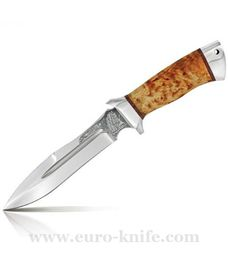 Knife AIR KORSAR birch