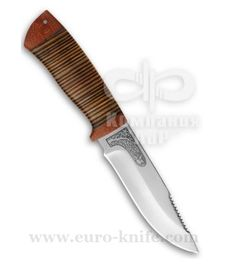 Knife AIR STRELEC leather