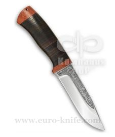 Knife AIR TURIST leather