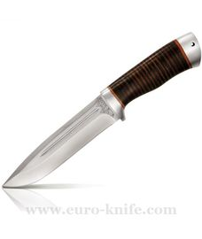 Knife AIR VALDAI leather