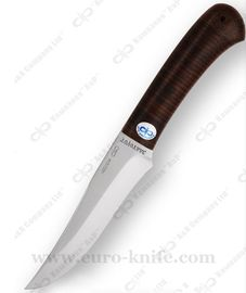 Knife AIR VOSTOK leather