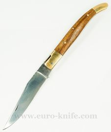 Knife Laguiole-wood