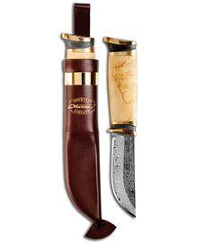 Knife Marttiini Damascus