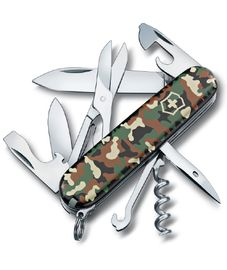 Swiss army knife - Victorinox  CLIMBER 1.3703.94