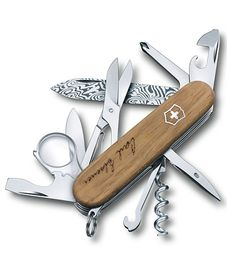 Victorinox Explorer Damast Limited Edition 1.6701.J13