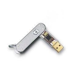 Swiss army knife - Victorinox Swissflash Flight 1GB 4.6071.26G1