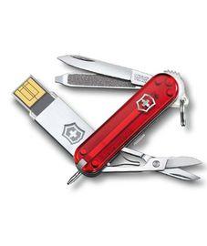 Swiss army knife - Victorinox Work 16GB 4.6125.TG16B