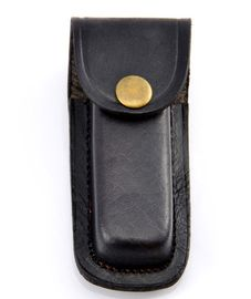 Sheath Leather black